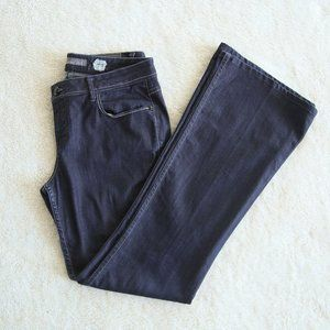 Level 99 Kate Fit and Flare Dark Wash Jeans